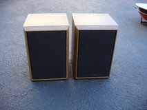 MEMOREX M 1000 DRIVER TYPE SPEAKERS in Bartlett, Illinois