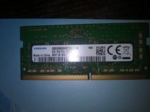 Memory Card SAMSUNG 8GB pc4-2666V-SA1-11 in Naperville, Illinois