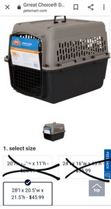 Used Pet Kennel in Okinawa, Japan