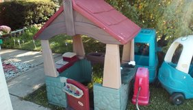 Little Tikes Playhouse House Child Sized in Orland Park, Illinois
