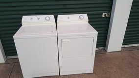 MAYTAG Performa washer & dryer (free delivery) credit card accepted in Camp Lejeune, North Carolina