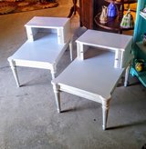 pair of signed ultra high end night stands in Camp Lejeune, North Carolina