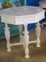 antique signed ultra high end entry table in Camp Lejeune, North Carolina