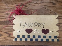 Laundry Sign in Clarksville, Tennessee