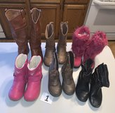 Lot 01 Shoes Girls size 11 in Naperville, Illinois