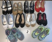 Lot 02 Shoes Girls size 11 in Naperville, Illinois