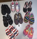 Lot 06 Shoes Girls size 7 in Naperville, Illinois