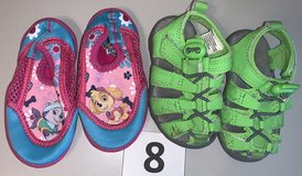 Lot 08 Shoes Girls size 5 in Naperville, Illinois
