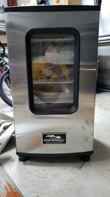 Master built electric smoker-never used in Kingwood, Texas