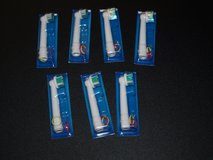 7 NEW (orig. packed) Oral-B Cross Head Replacements in Wiesbaden, GE