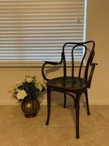 Vintage Bentwood Cafe Chair in The Woodlands, Texas