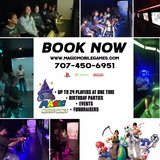 Party and more.... www.magicmobilegames.com in Travis AFB, California