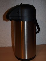 New Coffee Dispenser Stainless Steel in Wiesbaden, GE