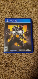 Call Of Duty Black Ops 4 (PS4) in Fort Polk, Louisiana