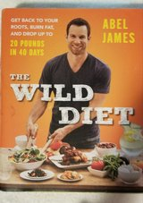THE WILD DIET BOOK in Fort Benning, Georgia
