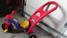 Fisher Price Ride Trike in Orland Park, Illinois
