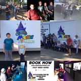 Is there a  Mobile Video Game Party In Solano County? YES!!!!  www.magicmobilegames.com in Travis AFB, California