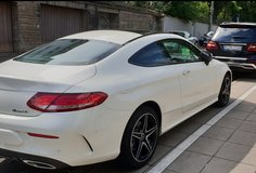 **Fully Loaded** 2018 Mercedes Benz C300 Coupe 4matic (US Spec) in Wiesbaden, GE