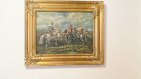 Antique Pictures in Ramstein, Germany
