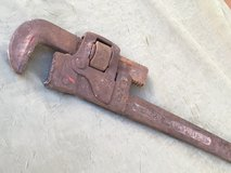 "Vintage 24"" Pipe Wrench in Plainfield, Illinois"