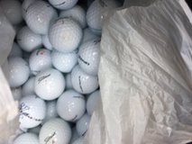 Golf Balls, AAAA 50 recycled, mixed lot, Excellent condition in Spring, Texas