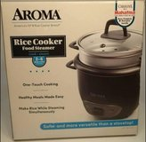 Aroma Rice Cooker/Food Steamer in Fort Campbell, Kentucky