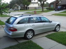 CLEAN/SAFE.. MERCEDES E350 AWD WAGON, sunroof in Kingwood, Texas