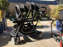 Graco Double Stroller in Travis AFB, California