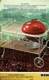 Old Weber Grills in Bolingbrook, Illinois