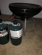 Camping picnic grill and propane in Glendale Heights, Illinois