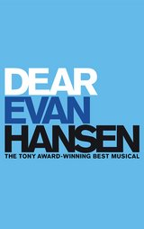 Dear Evan Hansen - Broadway at the Hobby - Nov. 12 - 2 Tickets RORCH Row LL 15 & 16 in The Woodlands, Texas