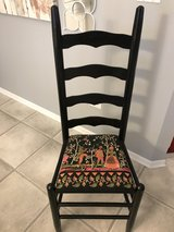 Painted Ladder-back Chair in Westmont, Illinois
