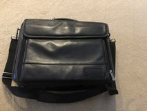 Black Leather Laptop Bag - by Targus in St. Charles, Illinois