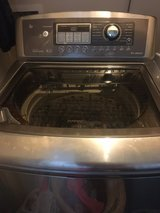 LG washing machine in Kingwood, Texas