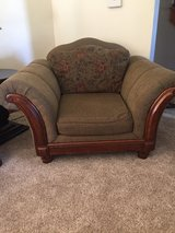 Love seat and chair in Chicago, Illinois