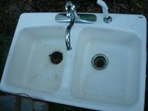 Porcelain Sink in Fort Campbell, Kentucky