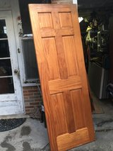 6-Panel Pine Door in Chicago, Illinois