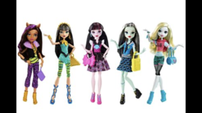 Monster High Dolls or Accessories in Westmont, Illinois