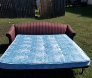 Like new full size sleeper sofa couch in Fort Campbell, Kentucky