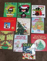 Christmas Books in Spring, Texas