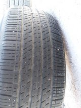 Free Tires. They are slightly used but still in good shape. They came off a Nissan Rogue. Size, ... in Alamogordo, New Mexico