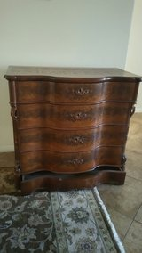 Antique 4 drawer w secret drawer in Yucca Valley, California