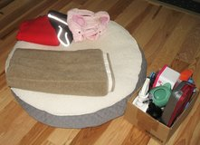 Dog bed, vehicle cover for seat, & misc. in Beaufort, South Carolina