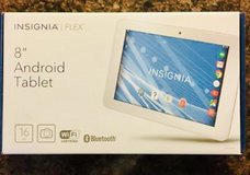 "New!! Insignia 8"" Android Tablet (w/ case) in The Woodlands, Texas"