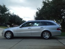 MERCEDES E350 AWD, WAGON. W SUNROOF in The Woodlands, Texas