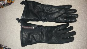 2 pair of motorcycle winter gloves (barely used) in Chicago, Illinois