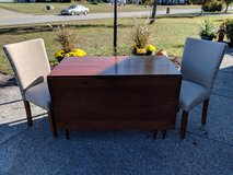 Drop Leaf Table & 2 Chairs in Fort Campbell, Kentucky