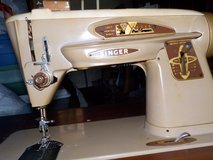"Vintage""Singer"" Sewing Machine and Cabinet in Westmont, Illinois"