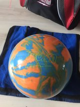 Kids Storm Mix 8# bowling ball in Ramstein, Germany