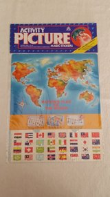 Nations Flags - Magic Stickers in Westmont, Illinois